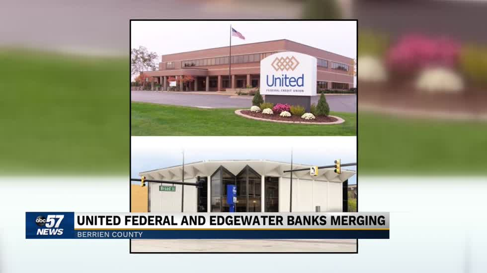 Two Berrien County banks are merging